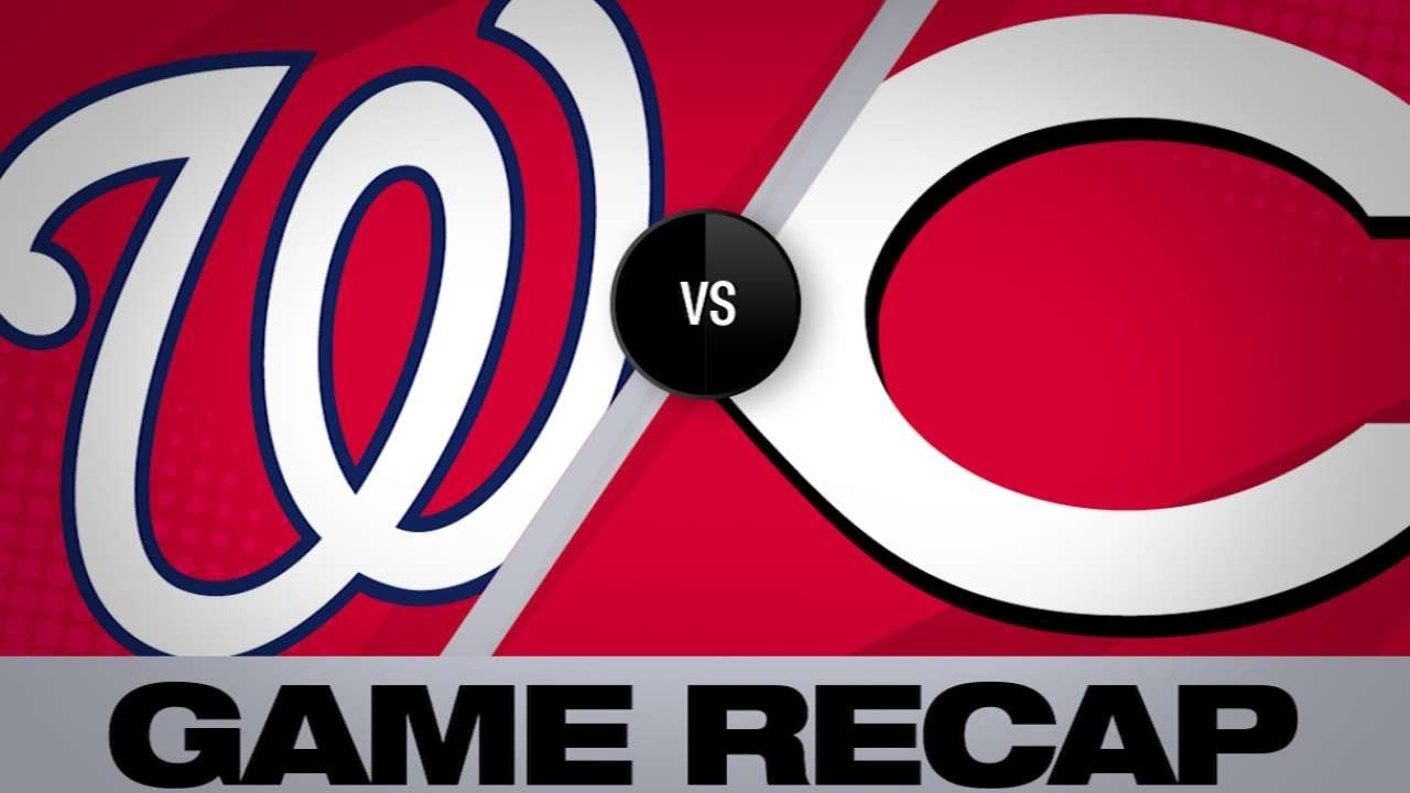 6/1/19: Parra's 3-run jack leads Nats' to 5-2 win