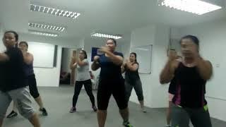 Cardio box by Eva's Fitness Studio Miri Sarawak