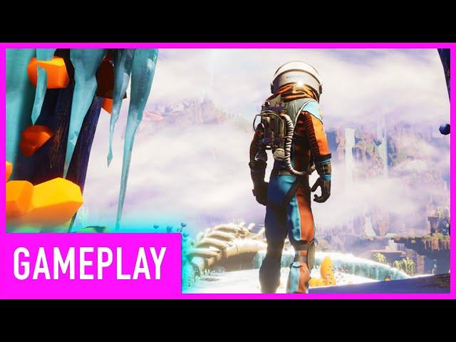 Journey to the Savage Planet (видео)