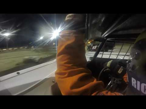 Limited Late Model Feature - East Bay Raceway Park 5/21/2016