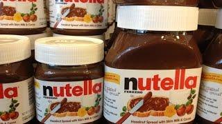 Выпуск №10 (Nutella) Домашняя Нутелла своими руками! Рецепт!