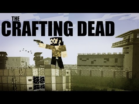 Full download mod the crafting dead minecraft pe 0 9 5 for Crafting dead mod download