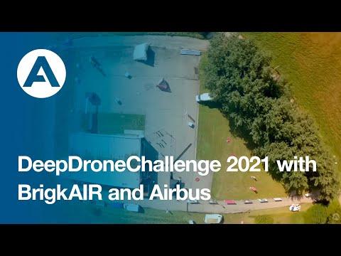 DeepDroneChallenge 2021 with BrigkAIR and Airbus
