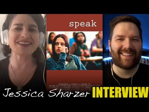 Jessica Sharzer Interview - Writer/Director of SPEAK