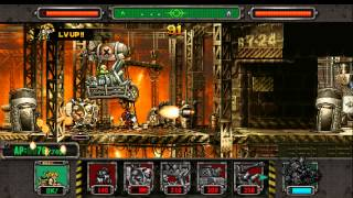 Metal slug defense. WIFI! MORDEN Deck!!! (1.21.0 ver) [HD]