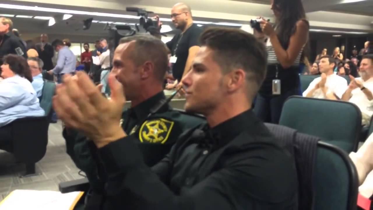 from Bennett cop gay caught video