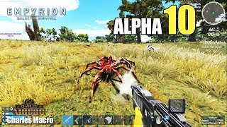 M R D NG ROUND GETT N  T  Empyrion Galactic Survival Alpha 10  Ep. 2