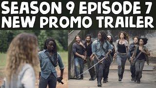 The Walking Dead Season 9 Episode 7 NEW Promo Trailer Breakdown & Predictions!