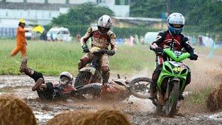 Giải đua xe thể thao đường đất - Flat Track moto 125cc
