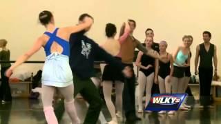 Louisville ballet performing Nutcracker at Kentucky Center