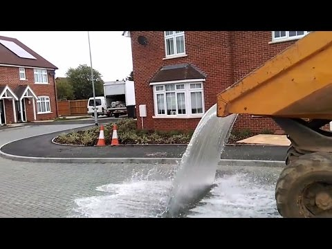 Permeable Paving in Action