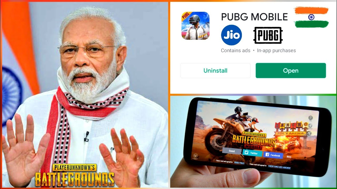 BREAKING NEWS : PUBG RETURNED ON PLAYSTORE | GOVERNMENT UPDATE ON PUBG UNBAN IN INDIA