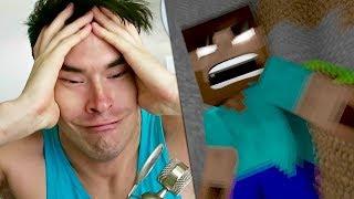 ¿TE ATREVES A VER ESTE VIDEO? | Minecraft: The Coma