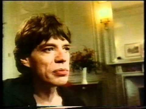 Mick Jagger - The Tube interview (1983)