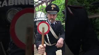 Carabinieri bavaresi shorts
