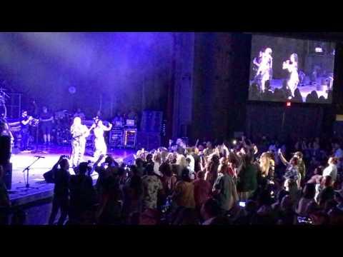 TLC / Creep / The Greek Theatre / Los Angeles / Fri 7/14/17