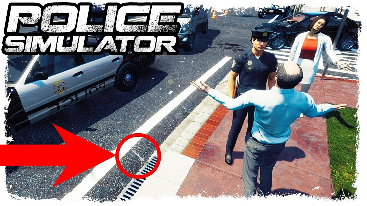 THIS REALISTIC POLICE SIMULATOR GAME WILL BLOW YOUR MIND | Police Simulator Patrol Duty #1