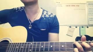 [Guitar mashup] Chưa bao giờ rời xa