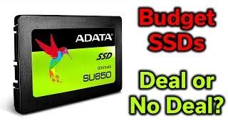 ADATA SU650 - 480GB - $65 / Deal or No Deal?