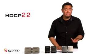 Gefen 4K Ultra HD Extender Line