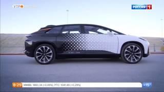 видео Анонс новой Toyota Mirai (FCV) на водородных топливных элементах