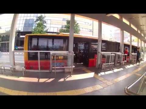 Busmania, Transjakarta Busway Koridor 1 Kota - Blok M, Berhenti di Halte Sarinah Mp3