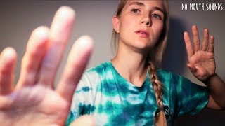 ASMR Hypnotizing Hand Movements + Rubber and LED Gloves