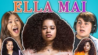 Teens React to Ella Mai Music Videos