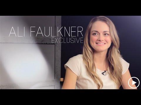 THE : ALI FAULKNER Exclusive