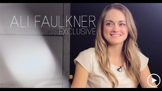 THE SONG: ALI FAULKNER Exclusive Interview