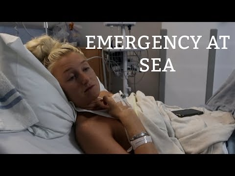 Ep 22. Emergency at sea - A bump in the road! (Sailing Susan