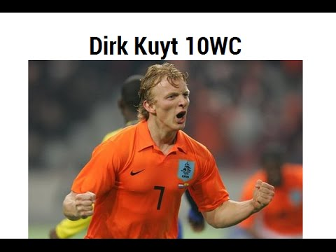 Fifa Online 3 - Review Dirk Kuyt 10WC