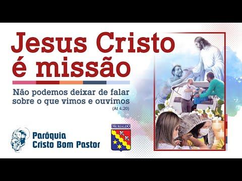 29º Domingo do Tempo Comum   Abertura da Semana Missionária   17.10.2021