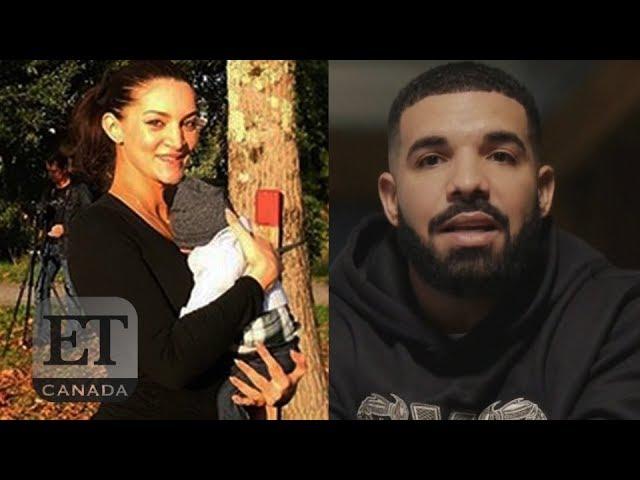 Drake Talks Son Adonis