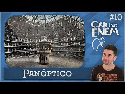 CAIU NO ENEM #10: Panóptico