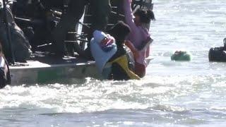 Grenze USA-Mexiko: Lebensgefährliche Flucht
