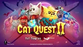 Cat Quest II - Gameplay-JETZT Trailer