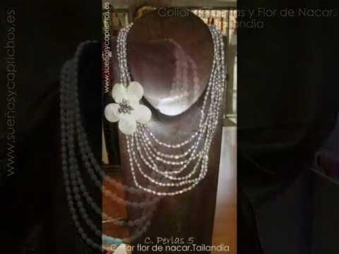 Collares de perlas piedras semipreciosas www - Piedras para collares ...