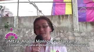 (1) FAENA CULTURAL OTOMÍ Santa Cruz Ayotuxco 2014