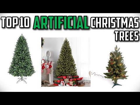 Best Artificial Christmas Trees 2019.10 Best Artificial Christmas Trees In 2019