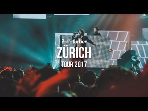 ZURICH - ALLE FARBEN TOUR 2017