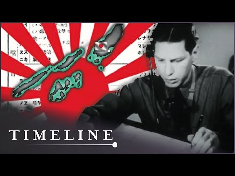 Decoding Secret Japanese Messages | Secrets of War | Timeline