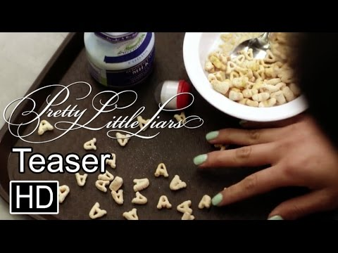Pretty Little Liars- Messages from A - YouTube