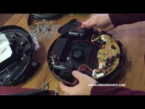 Arduino Cleaner Bot Doovi