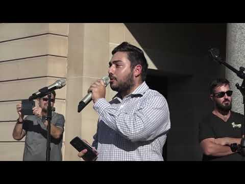 March for Justice - Michael Kolokossian