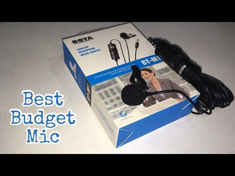 ✪ Best Microphone for Youtubers | BOYA BY-M1 Microphone Unboxing and Review ✪ StarTech Tips ✪