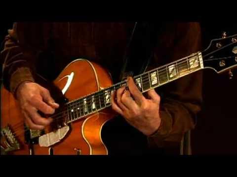 Jack Grassel Jazz Guitar @ GuitarInstructor.com