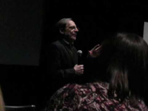 Entertaining Q&A on UPA at Art Center with Jerry Beck.