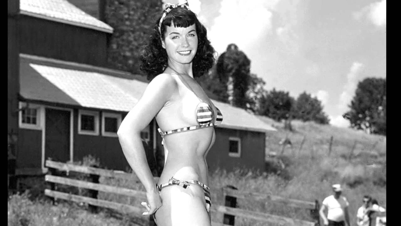 Photos Bettie Page nudes (46 foto and video), Tits, Bikini, Feet, legs 2020