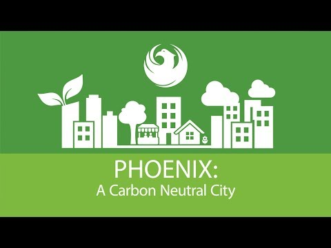 Becoming a Carbon Neutral City | Phoenix